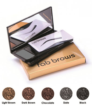 Fab Brows Black