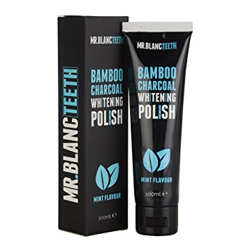 Mr. Blanc Whitening Polish Bamboo Charcoal