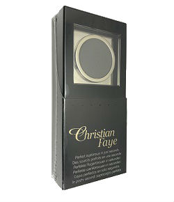 Christian Faye Perfect Eyebrows - Eyebrow Powder Charcoal (3g)
