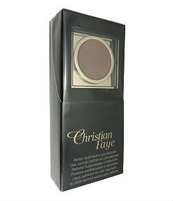 Christian Faye Perfect Eyebrows - Eyebrow Powder Irid Brown (3g)