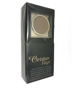 Christian Faye Perfect Eyebrows - Eyebrow Powder Brown (3g)