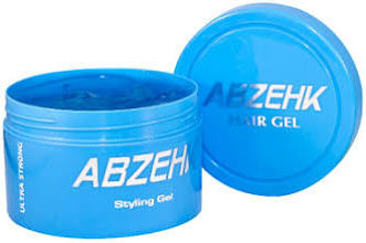 Abzehk Hair Gel Ultra Strong 450ml