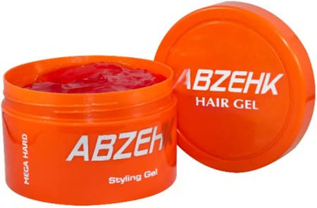 Abzehk Hair Gel Mega Hard 450ml