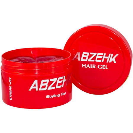 Abzehk Hair Gel Strong Wet 450ml