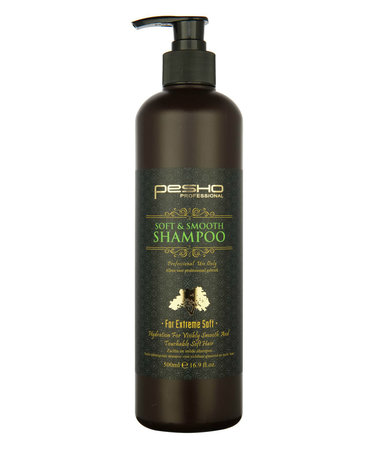Pesho Soft & Smooth Shampoo 500ml