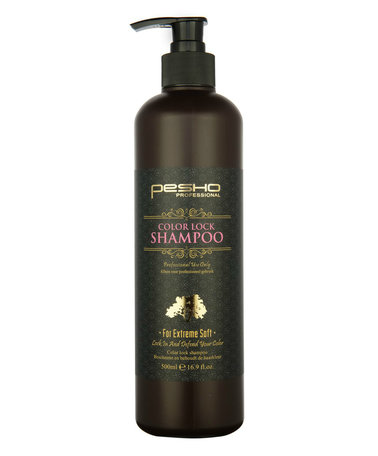 Pesho Color Lock Shampoo 500ml