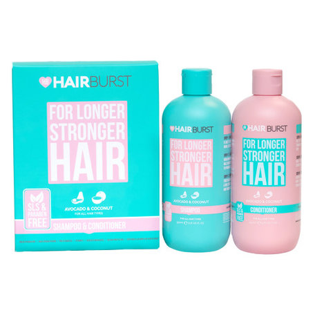 Hairburst XL Shampoo en Conditioner 2x350ml