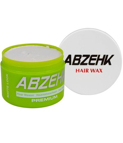 Abzehk Hair Wax Matte Look 150ml