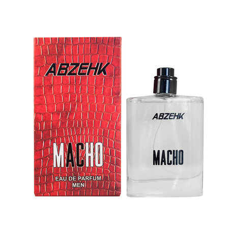 Abzehk Eau de Parfum Macho for men