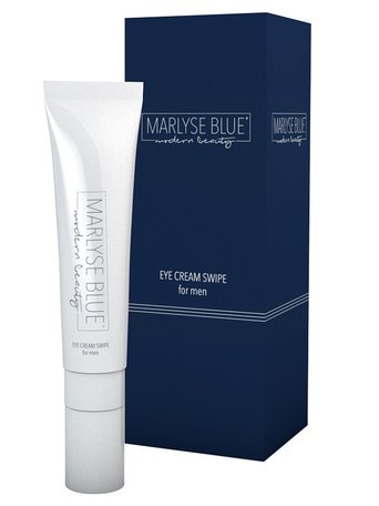 Marlyse Blue Eye Cream Swipe for men
