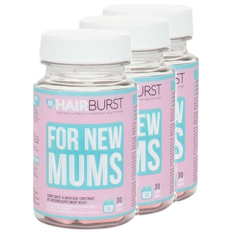 3x 16,65 Hairburst For New Mums