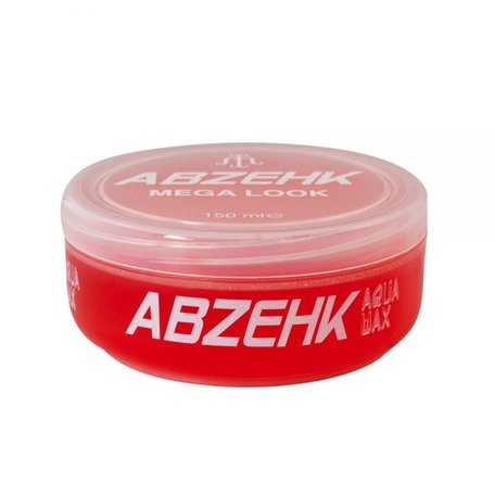 Abzehk Hair Wax Mega Look 150ml