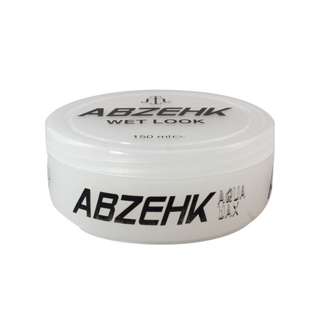 2x Abzehk Hair Wax Wet Look
