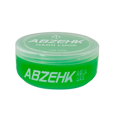2x Abzehk Hair Wax Hard Look