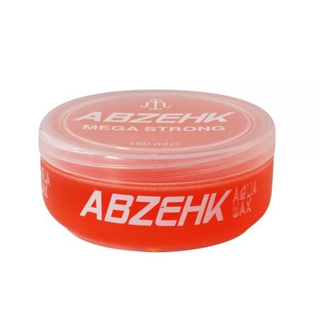 2x Abzehk Hair Wax Mega Strong