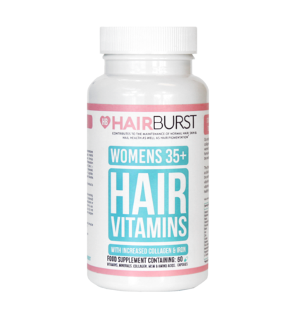 Hairburst hairvitamins 35 plus