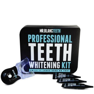 Mr Blanc professional teeth whitening kit