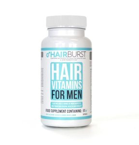 Hairburst vitamins voor mannen