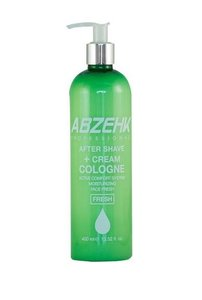 Abzehk After shave plus Cream cologne Fresh